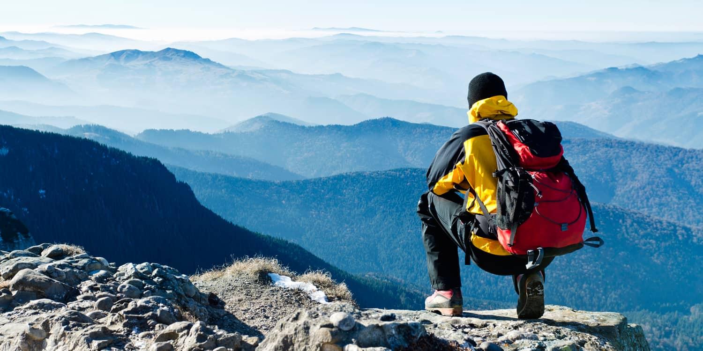 Hiking Earth Gear