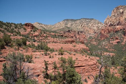 Hiking Sedona Brins Mesa Trail