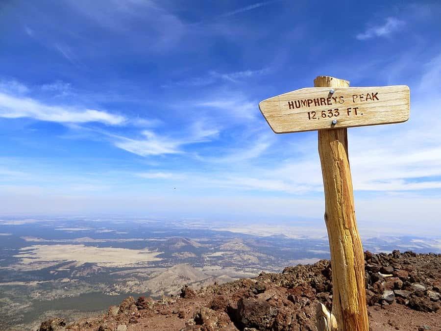 Humphrey's Peak
