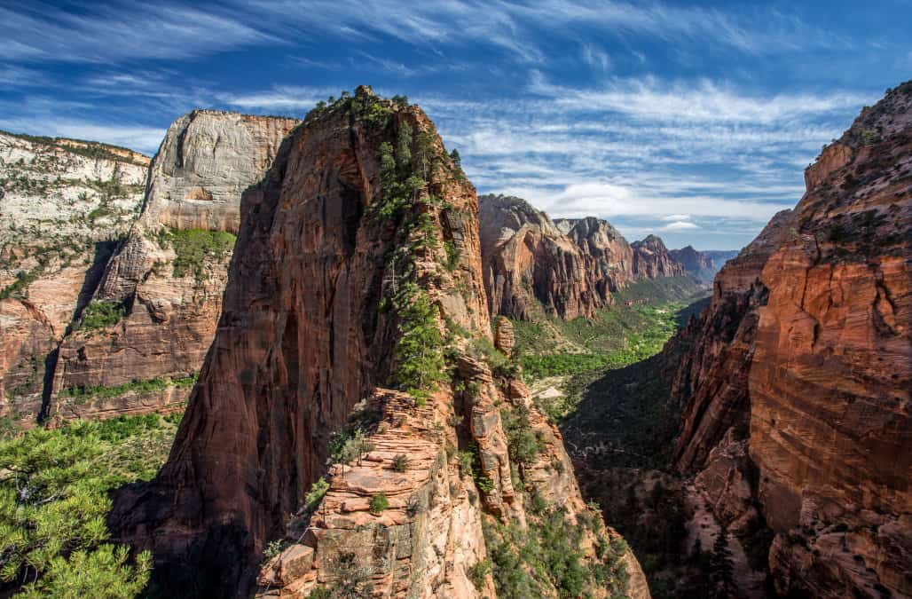 Angels Landing - Zion National Park Utah