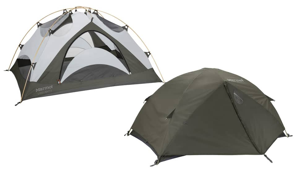 Marmot Limelight 3 Person Tent  sc 1 st  Earth Gear & Best Camping Tents - Earth Gearu0027s Top Tents