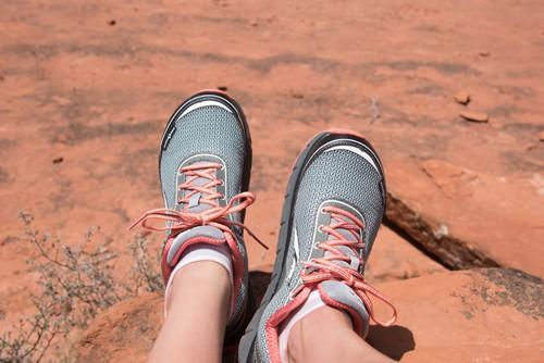 Hiking Shoe Review