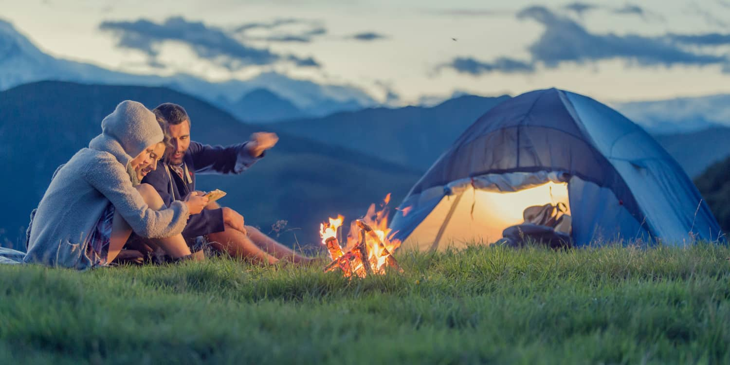 Camping - EarthGear.com Guide to Where to Camp