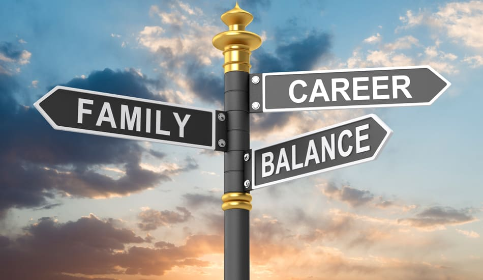 Balance - Family, Career & Lifestyle