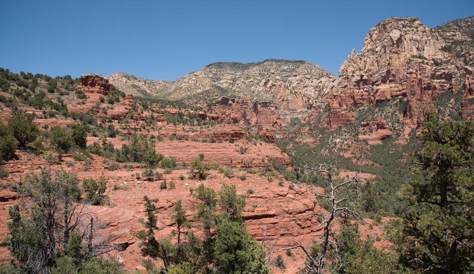 Sedona Hiking - Brins Mesa Outlook Trail