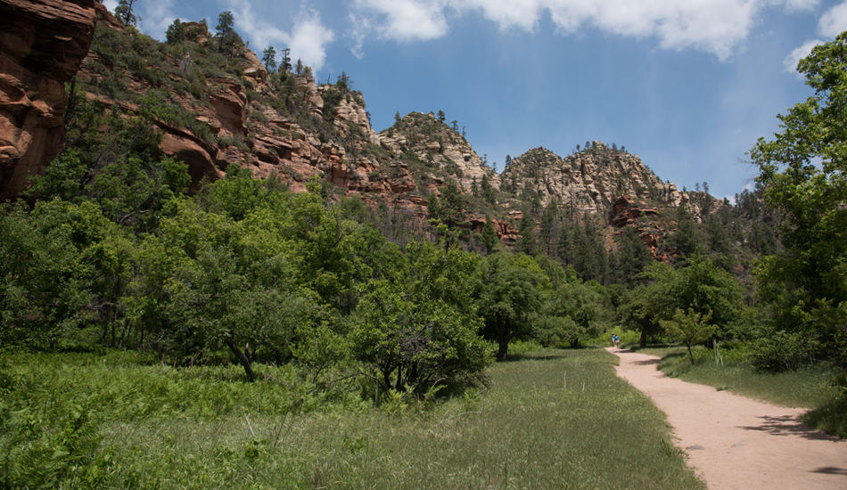 Westfork Trail Sedona Arizona