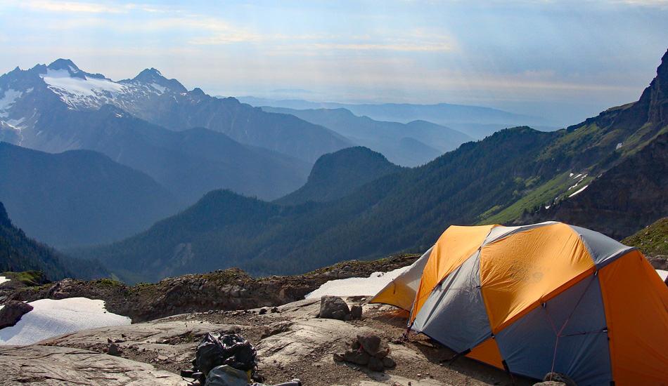 Camp Mt Baker