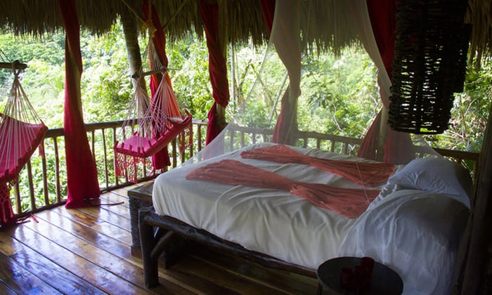 Dominican Republic Treehouse Adventure in the Carribean