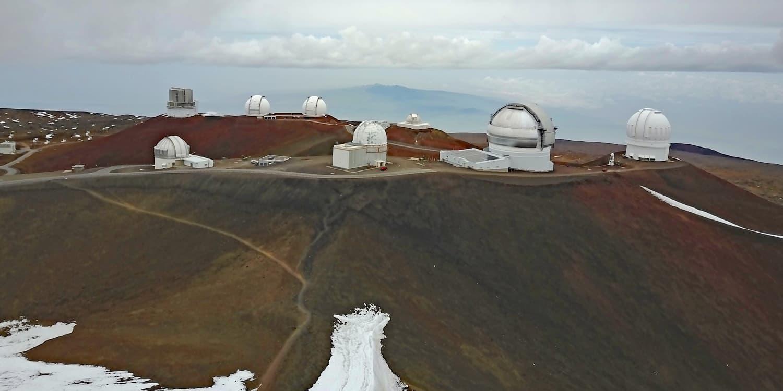 Mauna Kea Sumitt