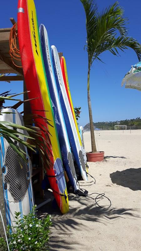 San Panchos Beach