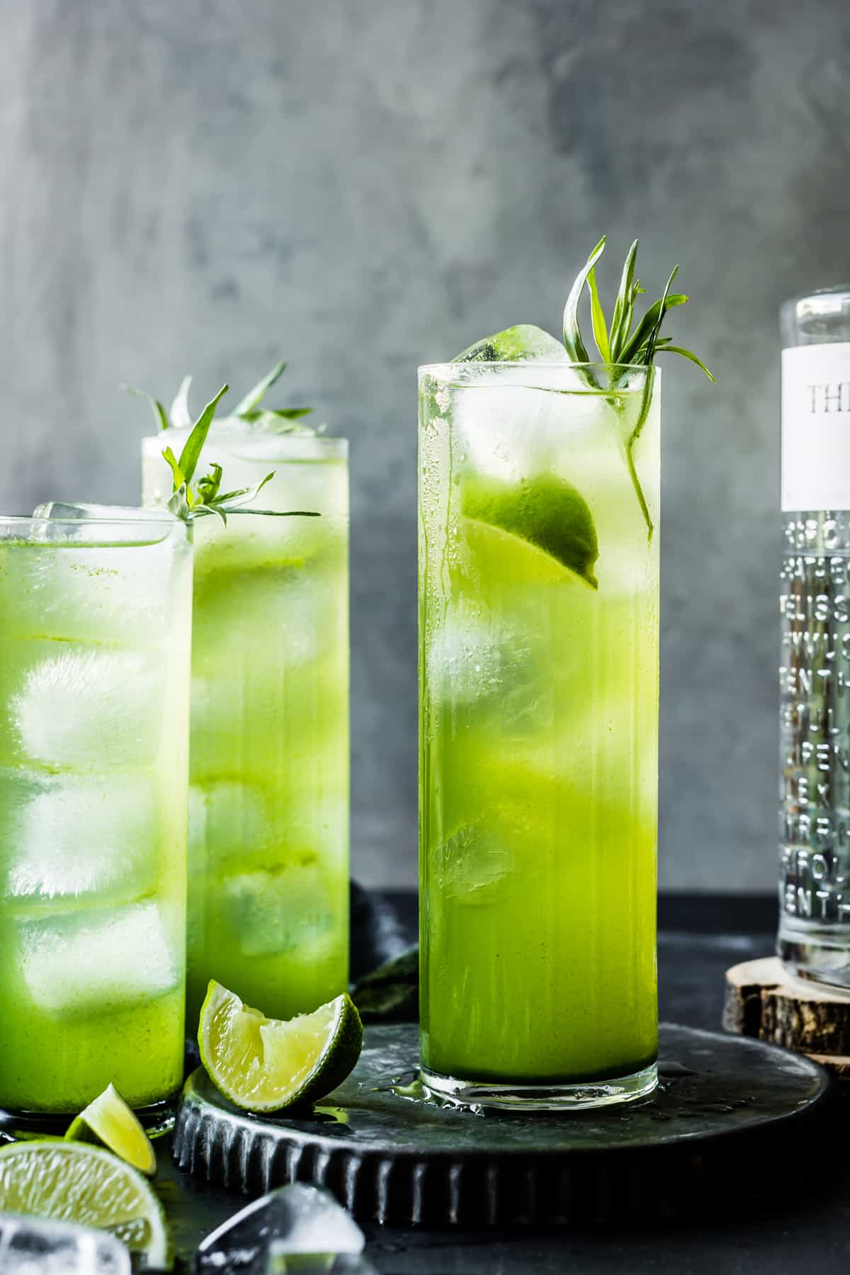 Best Cocktail Recipes | Tarragon Gin & Tonic